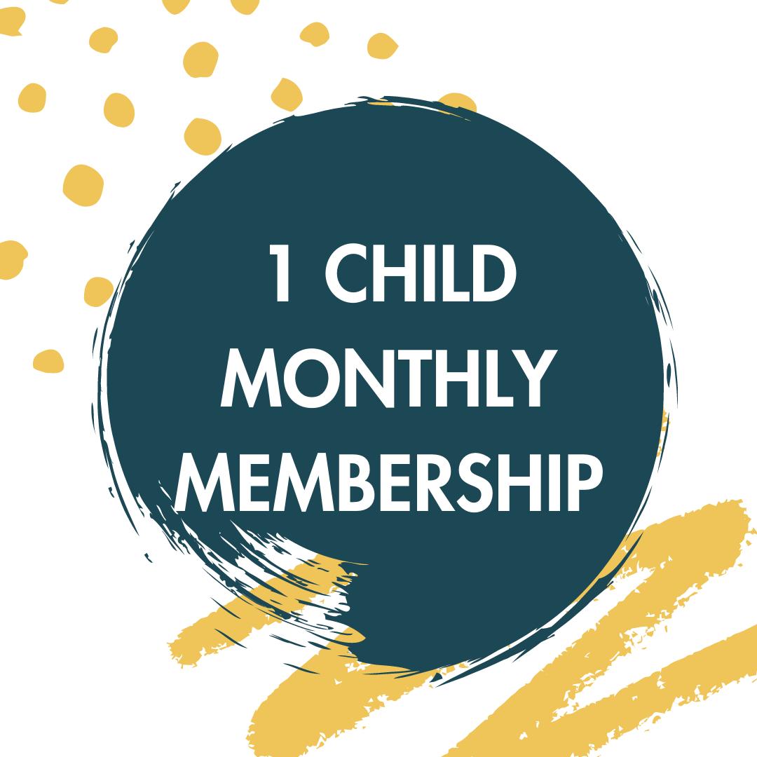 Monthly - 1 Child