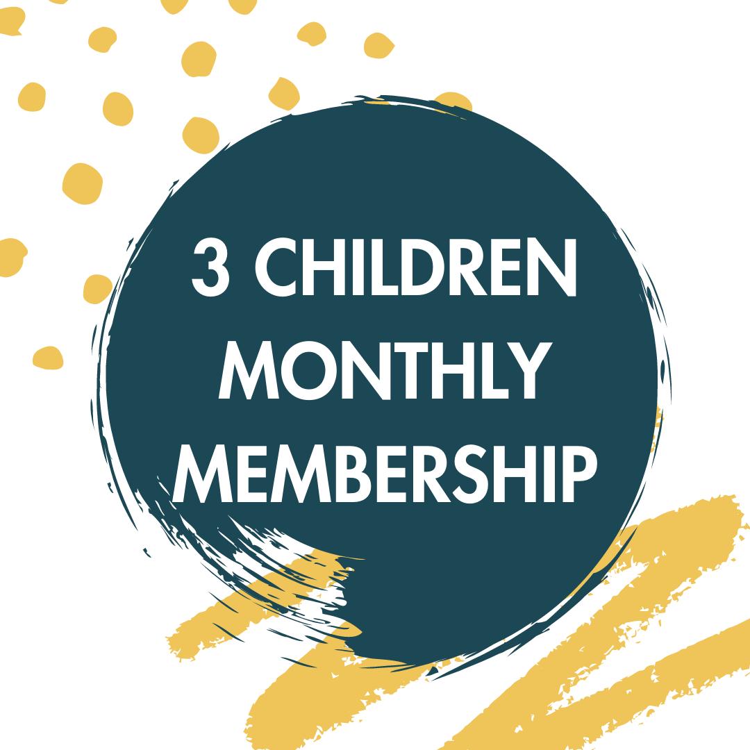 Monthly - 3 Children